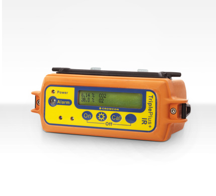 Complete  Gas Detection for Marine Applications