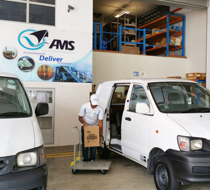 AMS – Calibrations Service Available 24/7